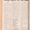 Motion picture record, Vol. 5, no. 21