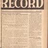 Motion picture record, Vol. 5, no. 28