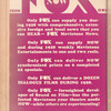 Motion picture record, Vol. 5, no. 28 [i.e. 29?]
