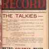 Motion picture record, Vol. 5, no. 44