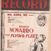 Motion picture record, Vol. 6, no. 7