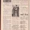 Motion picture record, Vol. 6, no. 8