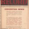 Motion picture record, Vol. 6, no. 25