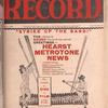 Motion picture record, Vol. 6, no. 40