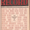 Motion picture record, Vol. 6, no. 42