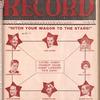 Motion picture record, Vol. 7, no. 3 [i.e. Vol. 6, no. 50]
