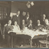 Piccirilli family around table