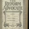 The Reform advocate, Vol. 82, no. 6