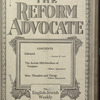 The Reform advocate, Vol. 83, no. 6