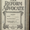 The Reform advocate, Vol. 83, no. 7