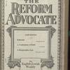 The Reform advocate, Vol. 83, no. 25