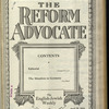 The Reform advocate, Vol. 85, no. 14
