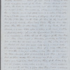 Letter to Catherine Melville