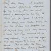 Letter to Henry S. Gansevoort