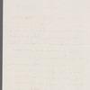 Letter to Catherine Gansevoort