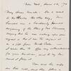 Letter to Peter Gansevoort