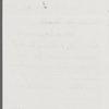 Letter to Abraham Lansing