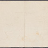 Receipt from Gansevoort Melville on behalf of Herman Melville to Isaiah Townsend for payment for three caps