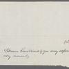 Unidentified note