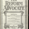The Reform advocate, Vol. 90, no. 2
