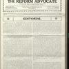The Reform advocate, Vol. 90, no. 4