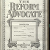 The Reform advocate, Vol. 90, no. 5