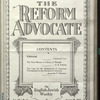 The Reform advocate, Vol. 90, no. 6