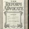 The Reform advocate, Vol. 90, no. 12
