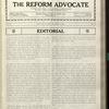 The Reform advocate, Vol. 90, no. 12