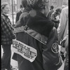 Gay Rights Demonstration, Albany, New York, 1971