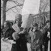 Gay Rights Demonstration, Albany, New York, 1971