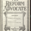 The Reform advocate, Vol. 91, no. 2