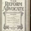 The Reform advocate, Vol. 91, no. 11