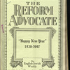 The Reform advocate, Vol. 92, no. 9