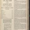The Reform advocate, Vol. 94, no. 10