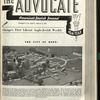 The Reform advocate, Vol. 98, no. 34