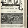 The Reform advocate, Vol. 98, no. 34