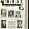 The Reform advocate, Vol. 98, no. 37