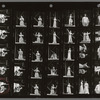 Contact sheet of Raul Julia and cast performing the stage production Two Gentlemen of Verona