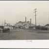 Sugar mill, Port Barre, Louisiana.