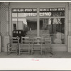 Store, New Iberia, Louisiana.