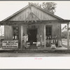 Small store, Jeanerette, Louisiana