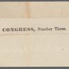 Individual small ballots: Thomas J. Barr; William E. Dodge, Electors; Horatio Seymour; Peter W. Ostrander; Ruben E. Fenton; Samuel T. Jones; John Fox