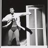 Bob Holiday as Superman becomes Bob Holiday as Clark Kent