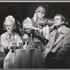 Barbara Cook, Gino Conforte, and Daniel Massey in She Loves Me