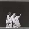 Daniel Massey and Ludwig Donath in She Loves Me, original Broadway production