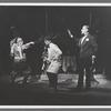 Pepe de Chazza, Al De Sio, and Wood Romoff in She Loves Me, original Broadway production
