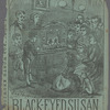 Cover of published version of toy theatre script Black-Eyed Susan in The Model Theatre, No. 6