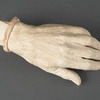 Cast of E. E. Cummings' hand