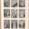 Publicity photographs of actors in various roles, Vol. 12, page 224